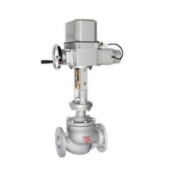 T941H Single seat electric control regulating valve