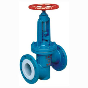 Cast Iron PTFE Seal Stop Valve