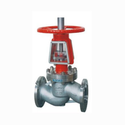 Stainless Steel Globe Valve For Oxygen Pipeline