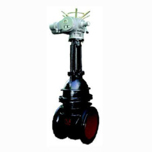 Electric Stem Double Parallel Disc Gate Valve