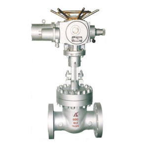 Stainless steel Soda motorized gate valve