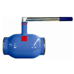 Butt weld carbon steel fully welded ball valve