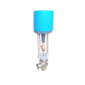 CYRS Food grade sanitary pressure temperature flow regulating valve