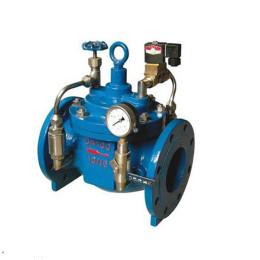 LZ600X Water flow hydraulic control valve