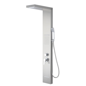 Sanitary wares bathroom wall waterfall shower column panel