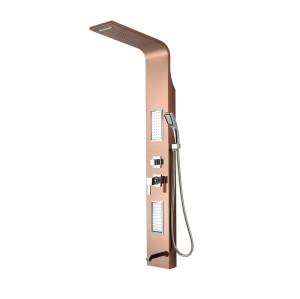 304 stainless steel cupc bathroom massage shower panel