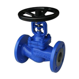 WJ41H Regulating Flanged End Bellows Sealing Globe Valve