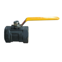 1000PSI Carbon steel one piece model ball valve