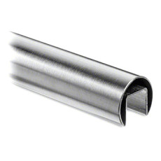 304 Satin Finish Stainless steel U-Profiles