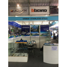 Vinmay attended  exhibition of EXCON in Lima, Perú