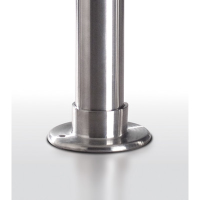 304 Stainless Steel Base Flanges for handrail
