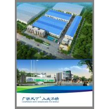 Foshan Vinmay Stainless Steel's 1st phase new plant is running