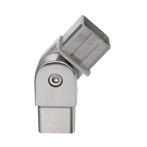 Adjustable Angle Square Tube Connector   China Connectoru0026end Cap  Manufacturer   Foshan Vinmay Stainless Steel Co,ltd