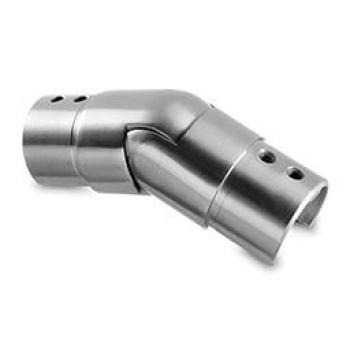 Downward Adjustable Handrail Connector