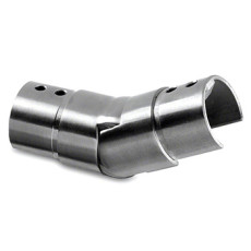 Stainless Steel Upward Adjustable Handrail Connector