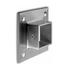 Vinmay Hotsales 304  Satin Finish Stainless Steel Square Flange
