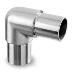 Smooth Radius 90° Tube Connector