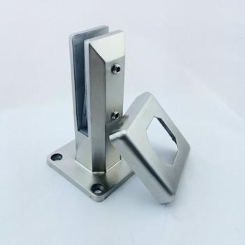 square glass spigot