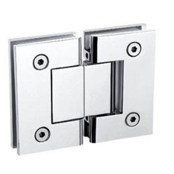 glass hinge glass to glass 180 degree