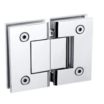 glass hinge glass to glass 180 degree