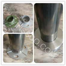 A new type of base flange and cover launched.