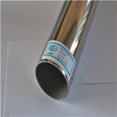 China Manufacture SS ASTM 304 Railing System Stainless Steel Pipe for Handrail
