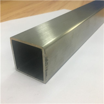 Custom Size AISI 304 Stainless Steel Pipe