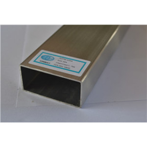 Building Material Top Grade TIG Stainless steel Rectangular Tube