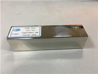 Hotsales 316 25x25 Stainless Steel Tube