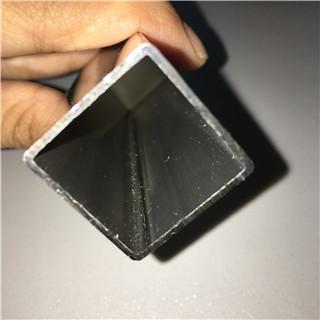 Foshan de alta calidad de acero inoxidable 316 tubo cuadrado