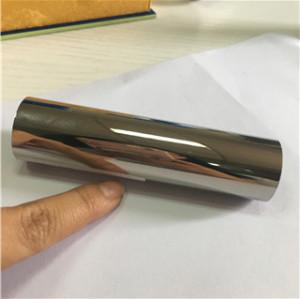Pulido 201 tubo de acero inoxidable de 9 mm