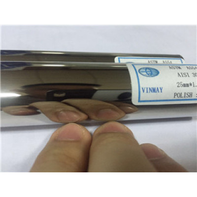 China Fabricante SS 304 Pipe