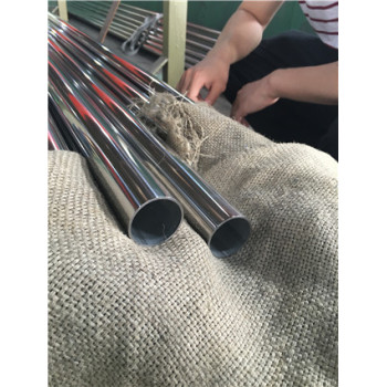 Best Quality 38mm 201  Stainless Steel Welded Pipe