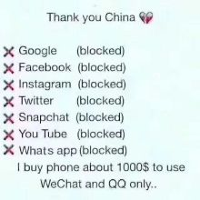 Whatsapp is blocked ,please try to contact us in other ways