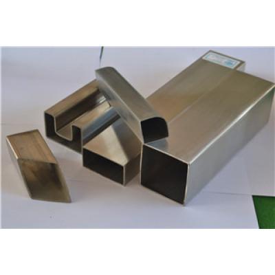 304 50X50MM Rectangular  Stainless Steel Tube