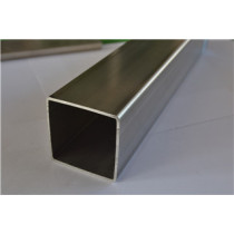 Foshan Gold Supplier Mirror Polish Welded Square 304 Stainless Steel Pipe