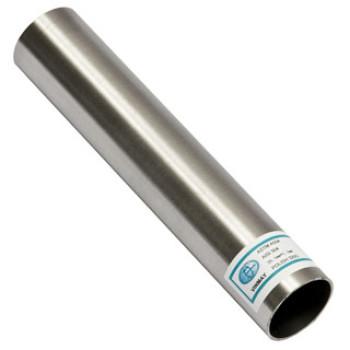 Popular 304 Brush Polishing Stainless Steel Pipe Tube for Fence