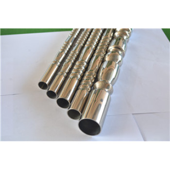 201 Stainless Steel embosssed tube