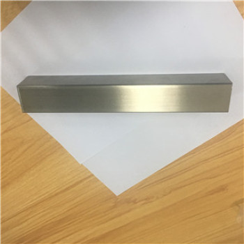 Hollow Section 316 Stainless Steel Square Pipe