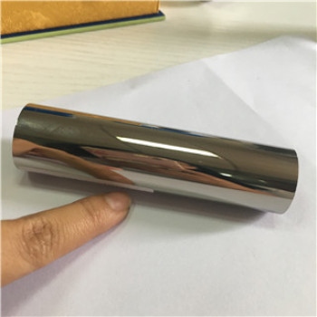 201 Stainless Steel tig welded round tube