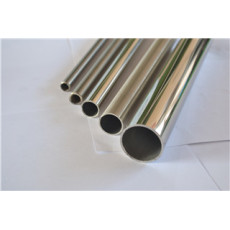 304 316L Mirror Finish  Stainless Steel Welded Pipe for Decoration