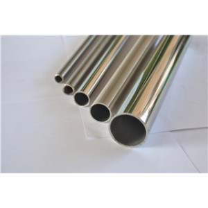 Stainless Steel 304 and 201 welded round tube