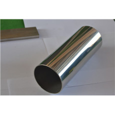 ASTM A554 304 Stainless Steel Hairline  Pipe