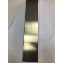 316L Stainless Steel Welded Square Tube with ISO Certificate