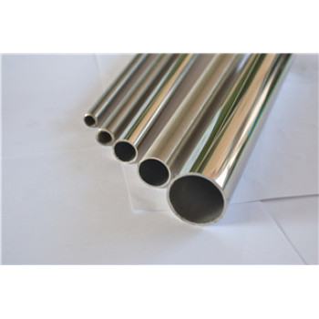 China Foshan Supplier Factory Price AISI 304 Stainless Steel Welded Tube