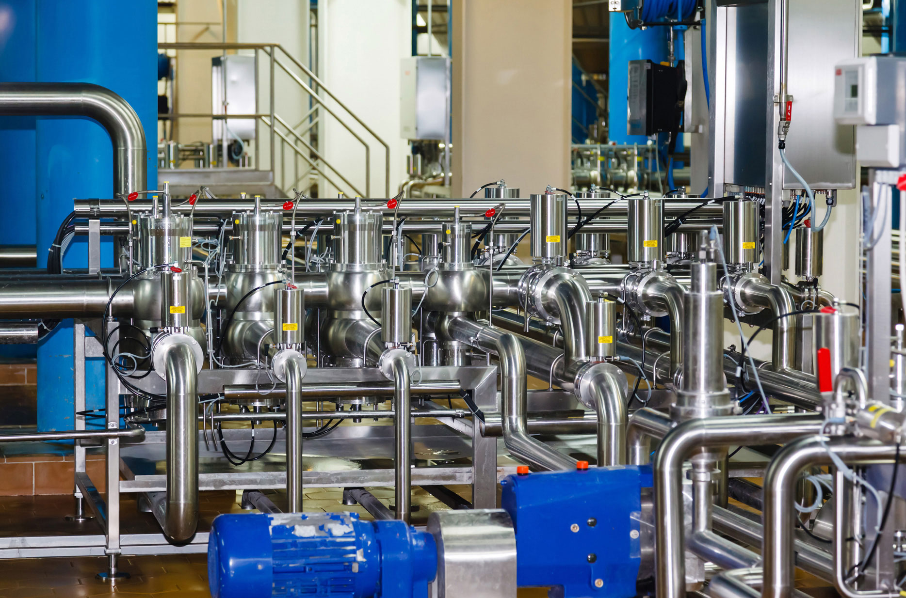 stainless steel tube food industry