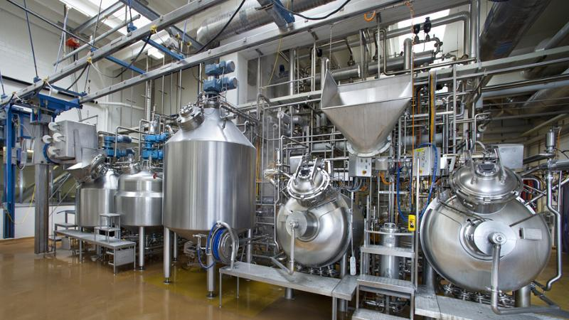 stainless steel tube food industry