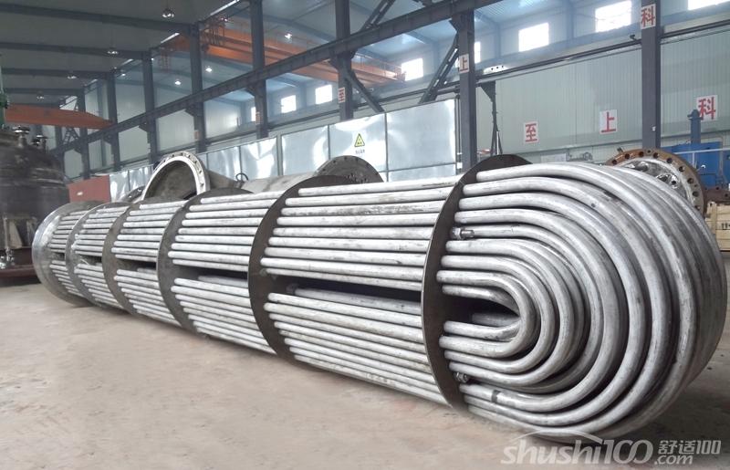 stainless steel tube application