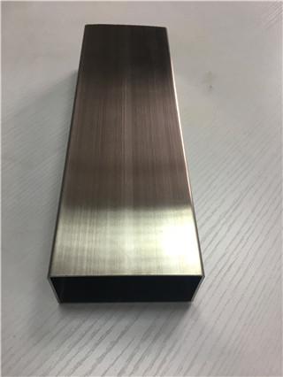 Tubo cuadrado del acero inoxidable de los hotsales 316L para la barandilla