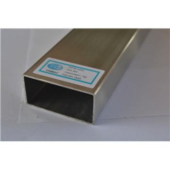 Tubería de acero inoxidable del grado 304 de Hotsales para la barandilla del balcón
